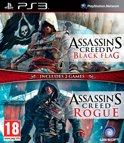 Compilatie Assassins Creed 4 Black Flag en Assassins Creed Rogue (PS3)