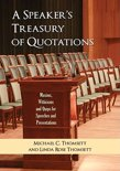 A Speaker's Treasury Of Quotations