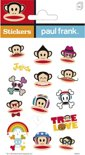 Stickers Paul Frank 3 vellen