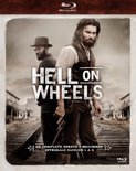 Hell On Wheels - Seizoen 1 t/m 3 (Blu-ray)