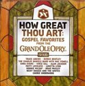 How Great Thou Art:
