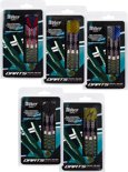 Abbey Darts  Dartpijlenset Zilver - 21 gram - Set van 3