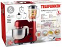 Telefunken Keukenmachine XL Multi Chef (1000W)