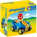 Playmobil 123 Quad - 6782