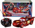 CARS - RC NEON LIGHT MCQUEEN(BO,17CM)