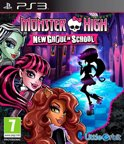 Monster High, New Ghoul In School  PS3
