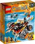 LEGO Chima Tormak's Shadow Blazer - 70222