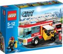 LEGO City Brandweertruck - 60002