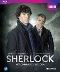 Sherlock - Seizoen 2 (Blu-ray)