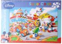 Disney Donald &  friends puzzel 2 x 20 stukjes