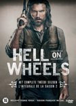 Hell On Wheels - Seizoen 2