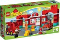 LEGO Duplo Brandweerkazerne - 10593