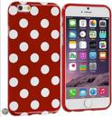 Movizy Polkadot iPhone 6 cover - rood