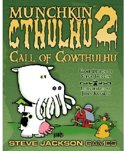 Munchkin Cthulhu Expansion 2: Call Of Cowthulhu