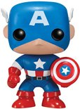 Funko: Pop Marvel Captain America