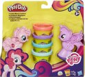 Play-Doh Magische My Little Pony Creaties - Knetstempel - Klei