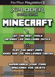 Xploder, Special Edition For Minecraft  PS3