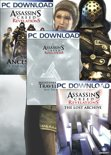 Assassin's Creed Revelations DLC1+2+3 Pack - PC