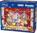 King Puzzel - Disney Theatre