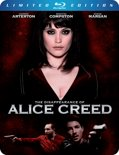 Disappearance Of Alice Creed (Limited Metal Edition Blu-ray)