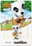 Nintendo amiibo Animal Crossing Figuur K.K. Slider - Wii U + NEW 3DS
