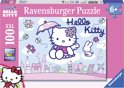 Hello Kitty XXL Puzzel