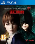 Dead or Alive 5, Last Round  PS4