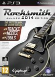 Rocksmith 2014 + Real Tone Cable  PS3