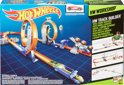 Hot Wheels Dubbele Looping - Racebaan