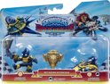 Skylanders Super Chargers: Sky Racing Action Pack Legendary Astroblast, Sky Trophy, Legendary Sun Runner