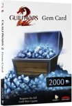 Guild Wars 2 Gems 2000 Card - PC