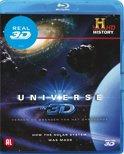 The Universe - How The Solar System Was Made (3D & 2D Blu-ray)