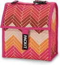 Pack It Koeltas - Lunch Tas - 8 Liter - Chevron Pink - Roze