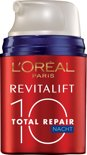 L'Oréal Paris Revitalift Total Repair 10 - 50 ml - Nachtcrème