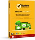 Norton Security 2.0 2015 - Nederlands/ 1 Gebruiker/ 5 Apparaten/ 1 Jaar / Code-in-a-Box