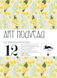 Art Nouveau / Gift & Creative Paper Book Vol. 01