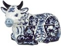 Cookie jar cow