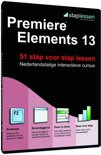 Staplessen voor Adobe Premiere Elements 13 - Nederlands / Windows / Mac / DVD