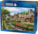 Generic 1000pcs Cottage Canal