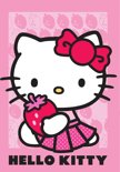 Associated Weavers Vloerkleed Hello Kitty Speelkleed 95X133