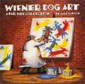 Wiener Dog Art