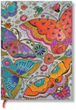 Paperblanks Flutterbyes Micro Lined Journal