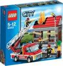 LEGO City Brandalarm - 60003