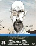 Breaking Bad - Seizoen 1 (Limited Blu-ray Steelbook Edition)