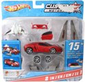 Hot Wheels Powerset Custom Motors - Rood