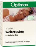 Optimax Welterusten Tabletten 30 st
