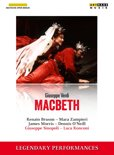 Sampieri Bruson - Legendary Performances Macbeth