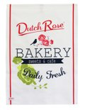 Dutch Rose Theedoek Bakery - 50 x 70 cm