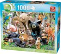 Animals W. 1000pcs Animal P.