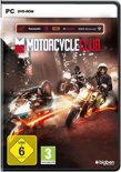 Motorcycle Club  (DVD-Rom)